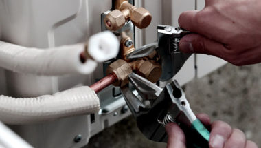 How To Repair AC Line